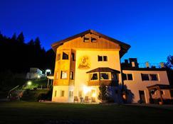Hotel Garni Drachenburg - Mittenwald - Edifício