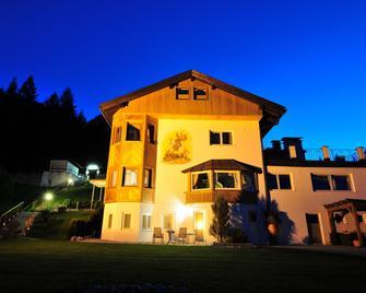 Hotel Garni Drachenburg - Mittenwald - Rakennus