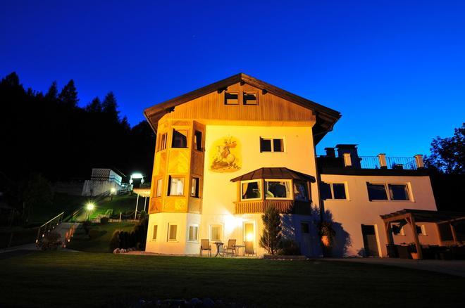 Hotel Pension Drachenburg - Mittenwald - Gebäude