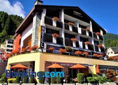 Hotel Restaurant La Furca - Disentis/Mustér - Building