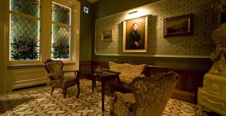 Boutique Hotel Victoria Budapest - בודפשט - טרקלין