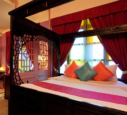 Shanghai Mansion Bangkok - Bangkok - Bedroom