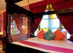 Shanghai Mansion Bangkok - Bangkok - Schlafzimmer