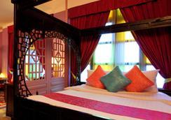 Shanghai Mansion Bangkok - Bangkok - Makuuhuone