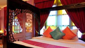 曼谷上海大厦 - 曼谷 - 臥室