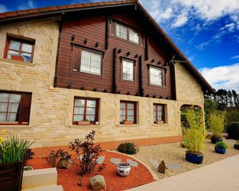 La Casa de Madera - Arrieta - Building