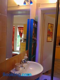La Casa di Ulisse B&B - Livorno - Bathroom