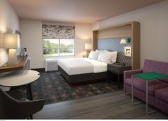Holiday Inn Omaha Downtown - Airport, An IHG Hotel - Omaha - Camera da letto