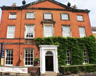The Bank House Hotel - Uttoxeter - Gebouw