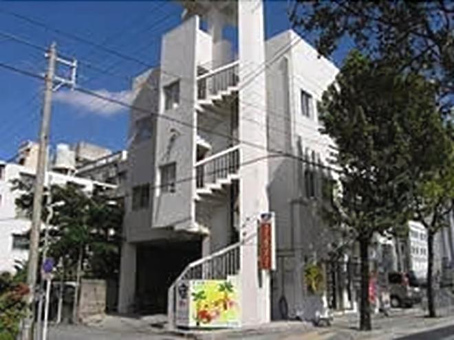 Guest House Paradise Okinawa - Naha - Edificio