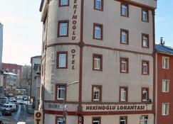 Hekimoglu Otel - Erzurum - Edificio