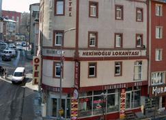 Hekimoglu Otel - Erzurum - Bâtiment