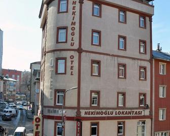 Hekimoglu Otel - Erzurum - Gebäude