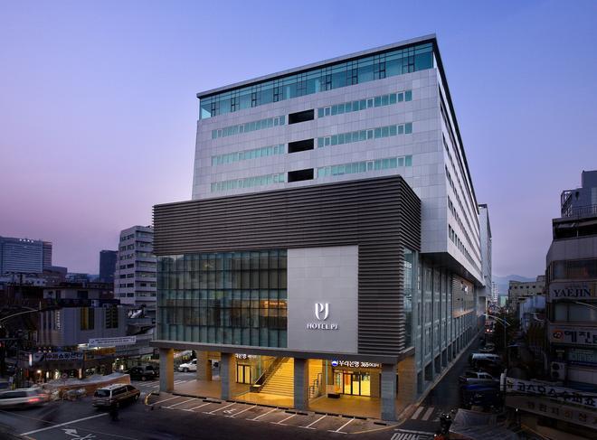 Hotel Pj Myeongdong - Soul - Rakennus