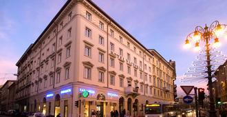 Victoria Hotel Letterario - Trieste - Edifício