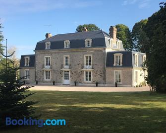 Le Manoir du Ribardon - Neuvy-au-Houlme - Building