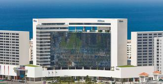 Hilton Tanger City Center Hotel & Residences - Tanca - Bina