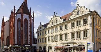 Mercure Hotel Würzburg am Mainufer - Wurtzburgo - Vista externa