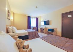 Hostapark Hotel - Mersin (Icel) - Makuuhuone