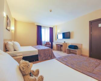 Hostapark Hotel - Mersin - Bedroom
