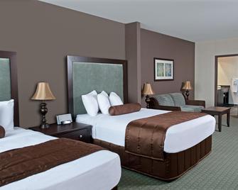 Coast Lethbridge Hotel & Conference Centre - Lethbridge - Ložnice