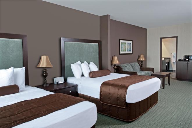 勒斯布里奇海岸酒店及會議中心 - 列斯布里居 - 萊斯布里奇 - 臥室