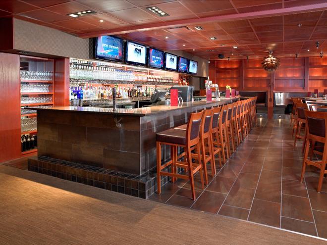 勒斯布里奇海岸酒店及會議中心 - 列斯布里居 - 萊斯布里奇 - 酒吧