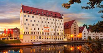 Qubus Hotel Gdansk - Gdansk - Rakennus