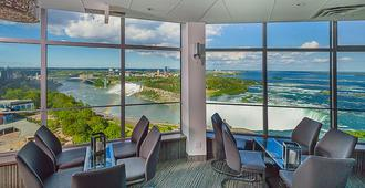 Tower Hotel at Fallsview - Niagara Falls - Outdoor view