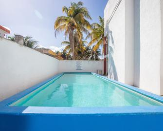 Hotel Mar Inn - Telchac Puerto - Alberca