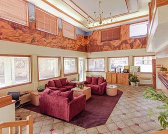 Hotel Moab Downtown - Moab - Recepción