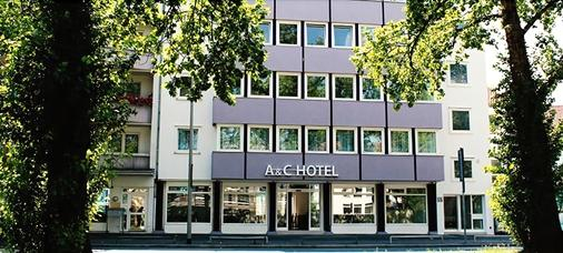 A&C Hotel Hannover - Hannover - Toà nhà