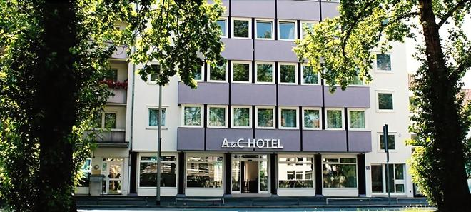 A&C Hotel Hannover - Hannover - Gebäude
