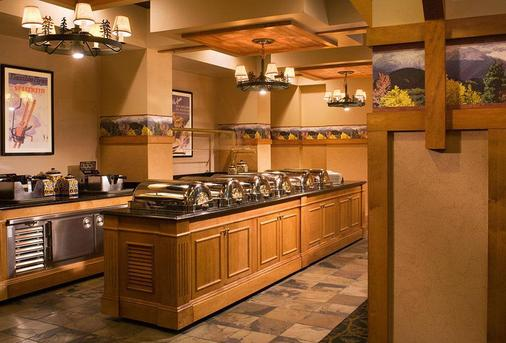 North Conway Grand Hotel - North Conway - Buffet