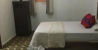 Hotel Boutique Oasis Colonial - Santo Domingo - Bedroom