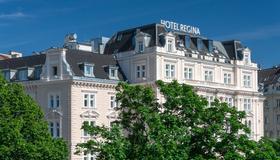 Hotel Regina - Wien - Bygning