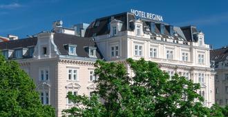 Hotel Regina - Viena - Edificio