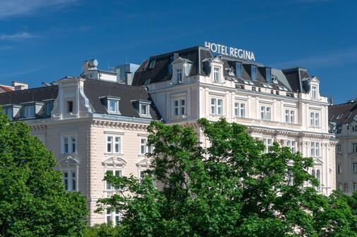 Hotel Regina - Βιέννη - Κτίριο
