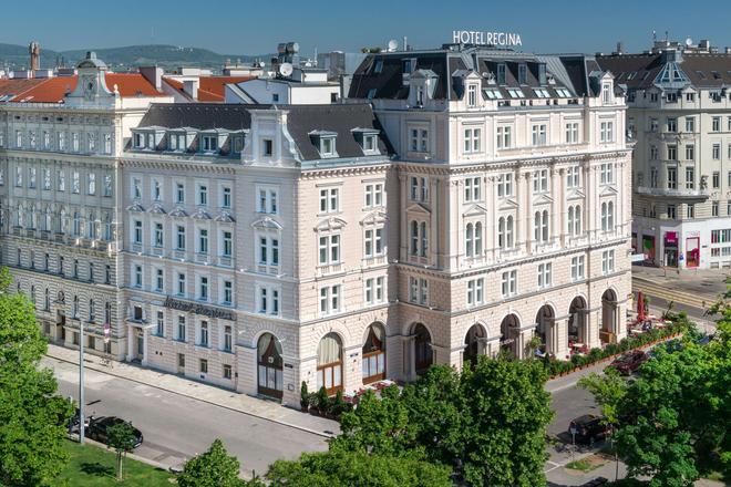 Hotel Regina - Vienne - Bâtiment