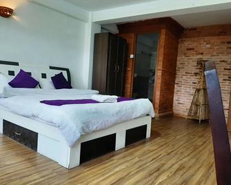 Hotel Bhaktapur Inn - Bhaktapur - Ložnice