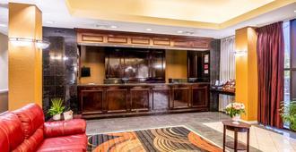 Quality Inn Central - Richmond - Lobby