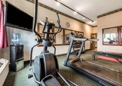 Comfort Inn & Suites - Streetsboro - Gym