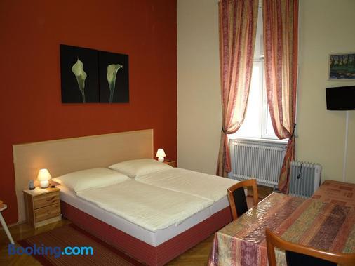 Pension Gross - Vienna - Bedroom