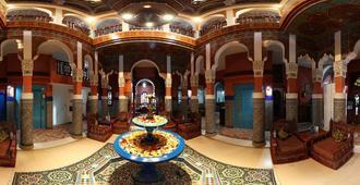 Moroccan House Hotel Marrakech - Marrakech - Recepción