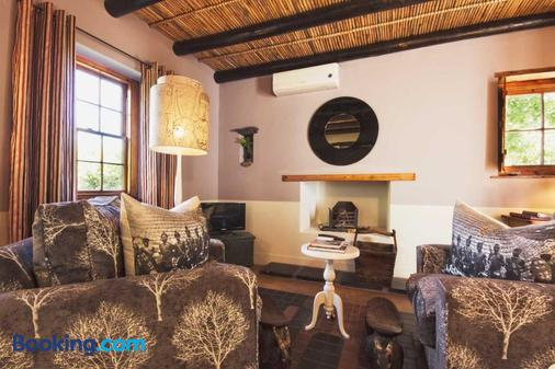 Augusta De Mist Country House - Swellendam - Living room
