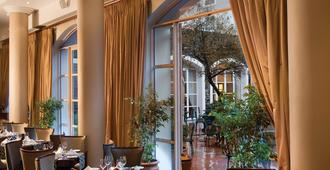 The Commodore Hotel - Ciudad del Cabo - Restaurante