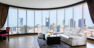 Royal Phoenicia Hotel - Manama - Sala de estar