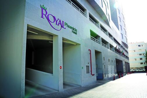 Royal Phoenicia Hotel - Manama - Building