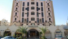 亞喀巴金色鬱金香酒店 - 阿卡巴 - 亞喀巴 - 建築