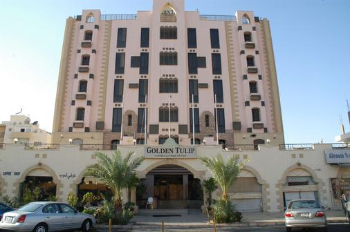 Golden Tulip Aqaba - Aqaba - Κτίριο